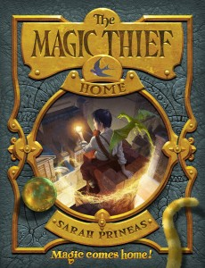 Magic Thief 4 Home hc c
