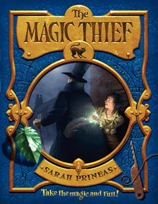 The Magic Thief Teacher Resources
